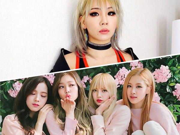Disinggung Soal Black Pink Sebagai 'The Next 2NE1', Apa Tanggapan CL?