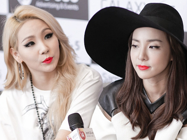 Kompak Tulis Surat Bersamaan, CL & Dara Ungkap Ada Rencana Besar 2NE1 yang Gagal Jelang Bubar?