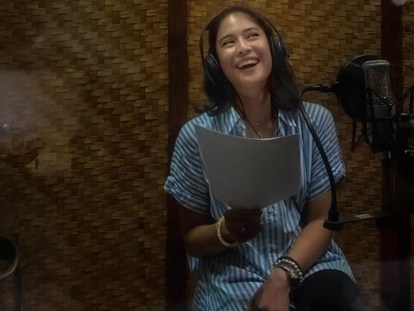 Ada Suara Dian Sastro di Aplikasi Waze Selama #AsianGames2018!