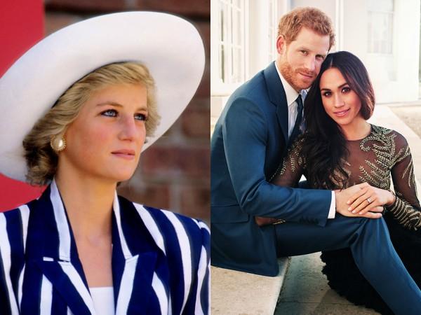 Kehadiran Putri Diana Dipastikan Terasa dalam Pernikahan Pangeran Harry dan Meghan Markle