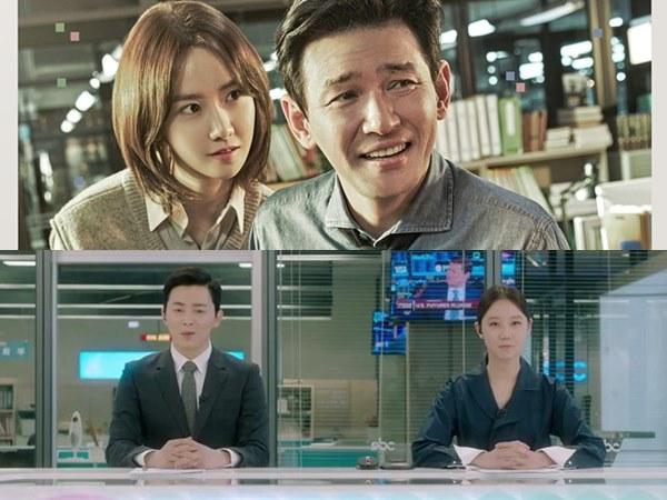 5 Drama Korea Bertema Jurnalistik