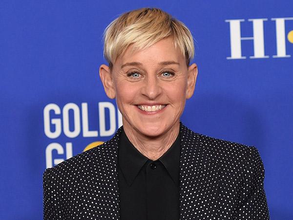 Ellen DeGeneres Positif Corona, Program 'Ellen Show' Terpaksa Dihentikan Sementara