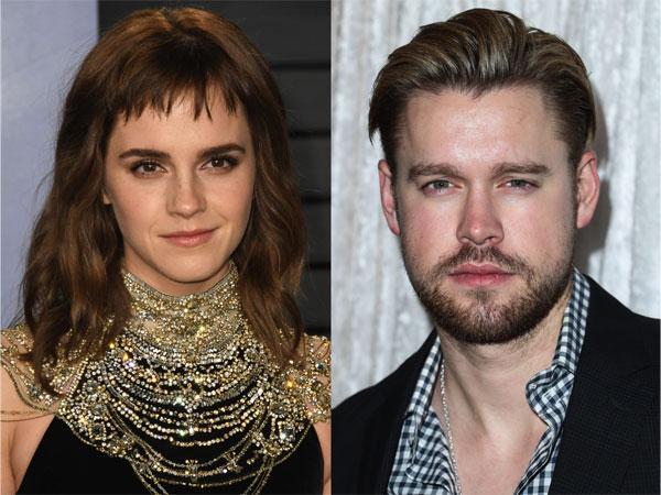 Belum Lama Putus, Emma Watson Dirumorkan Pacaran Dengan Aktor Serial 'Glee'