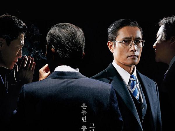 Film Lee Byung Hun 'The Man Standing Next' Rajai Box Office Korea