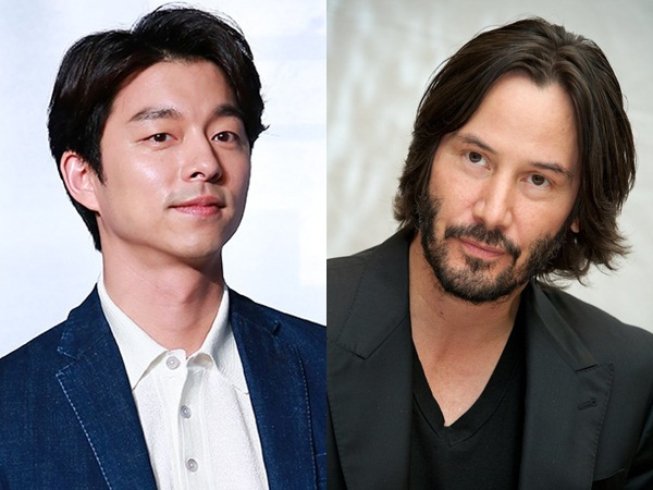 Rumor 'Goblin' Akan Dibuat Versi Amerika, Peran Gong Yoo Bakal Diisi Keanu Reeves?
