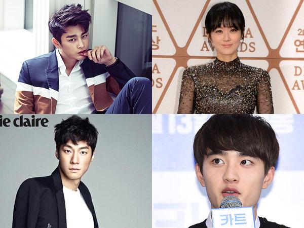 Peran dalam Drama 'Hello Monster' Terungkap, Termasuk Penampilan Spesial D.O EXO