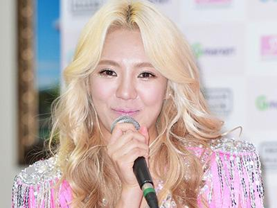 Hyoyeon Curhat Masa Sulitnya Setelah Debut Bersama SNSD