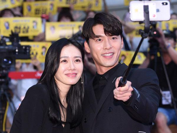 Sempat Dibantah Pacaran, Hyun Bin dan Son Ye Jin Terlihat Belanja Bareng
