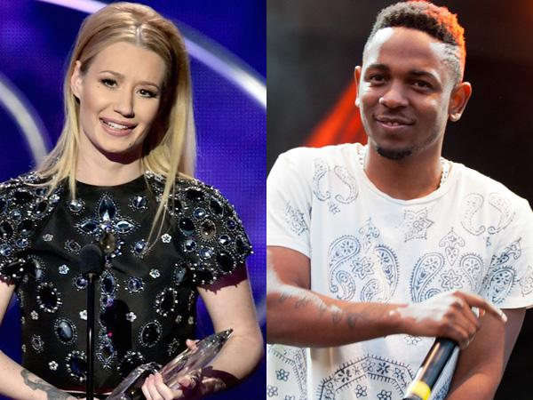 'Dibully' Oleh Rapper Kulit Hitam, Iggy Azalea Dibela Kendrick Lamar