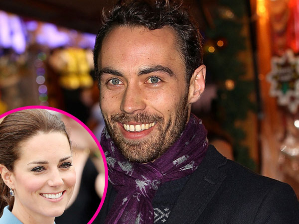 Jadi Adik Kate Middleton Buat James Middleton Frustasi?
