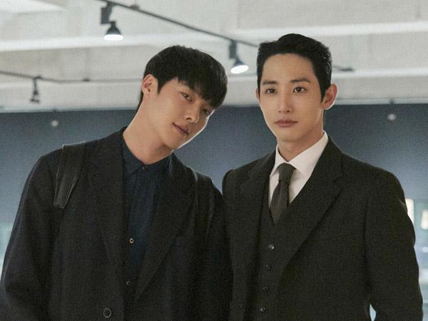 Melihat Chemistry Jang Ki Yong dan Lee Soo Hyuk di Lokasi Syuting Drama 'Born Again'