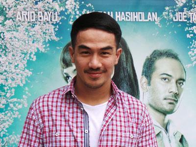 Di Film La Tahzan, Joe Taslim Dituntut Fasih Bahasa Jepang