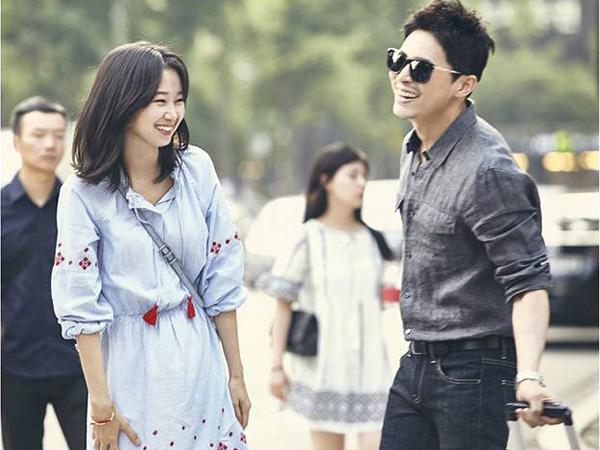 Gong Hyo Jin dan Jo Jung Suk Penuh Keceriaan di Balik Layar Drama 'Incarnation of Envy'