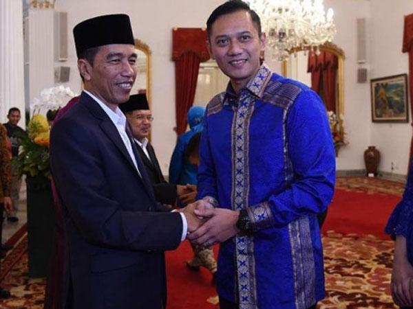 Jokowi-AHY Akan Jadi Favorit Masyarakat Jika Benar Bersanding di Pilpres 2019?