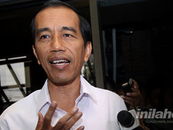 Presiden Jokowi Minta Masjid Sampaikan Pesan Bahaya Narkoba