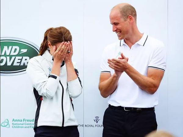 Perdana Sejak 8 Tahun Jadi Duchess, Begini Penampilan Kate Middleton dengan Celana Pendek