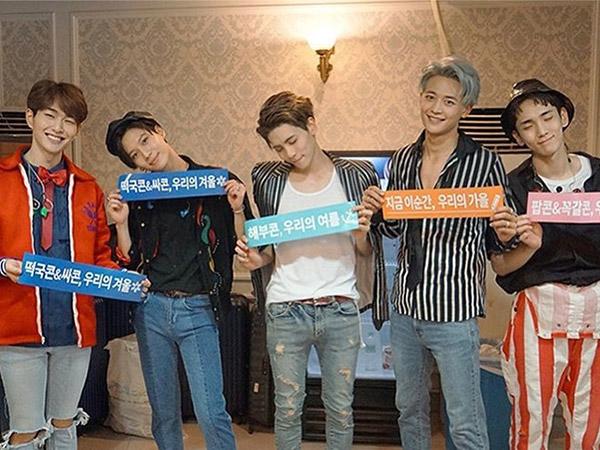Unggah Foto Grup, Key Minta Dukungan Publik untuk Kebangkitan SHINee