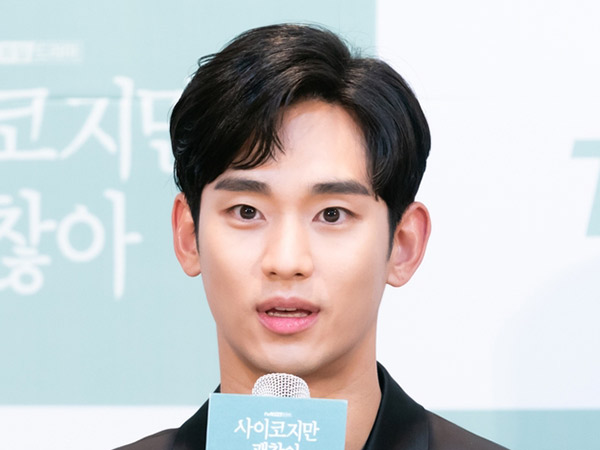 Kim Soo Hyun Ngaku Gugup Comeback Akting Pasca Wamil