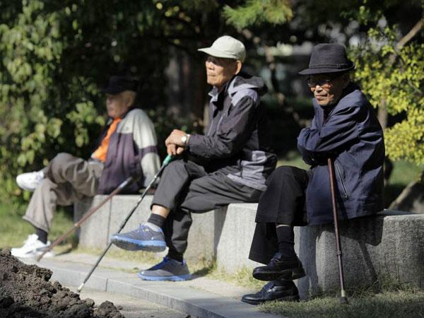 Fenomena Lansia Korea Selatan Justru Lebih Banyak Lakukan Kejahatan