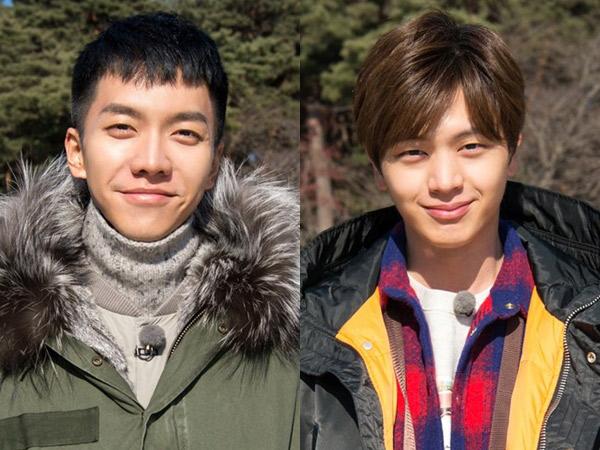 Variety Terbaru 'All the Butlers' Rilis Teaser Bromance Lucu Lee Seung Gi & Sungjae BTOB