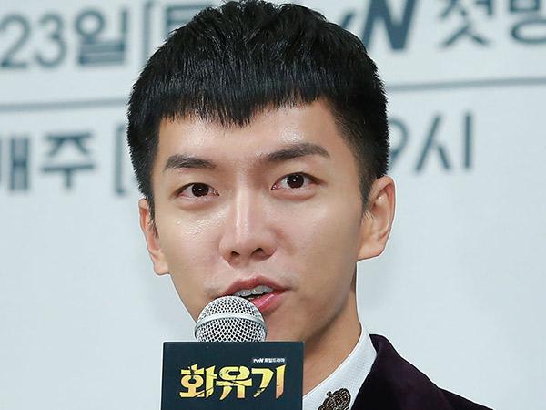 Ungkap Ambisi Comeback Drama dan Variety, Lee Seung Gi: Aku Masih 'Hidup'