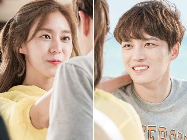 KBS Rilis Foto Teaser Kencan Romantis Jaejoong JYJ dan UEE dalam Drama 'Manhole'