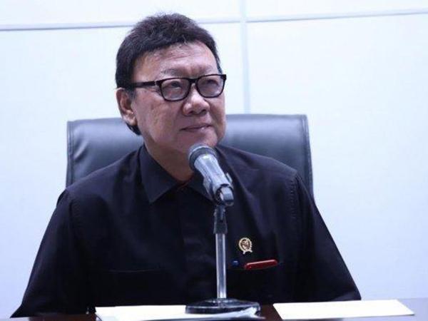 Menteri Tjahjo Kumolo Minta Maaf Bagikan Film Ilegal: Kalau Harus Bayar Siap Semampu Saya