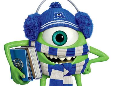 Monster University:  Persaingan Sengit Jadi Monster Yang Menakutkan