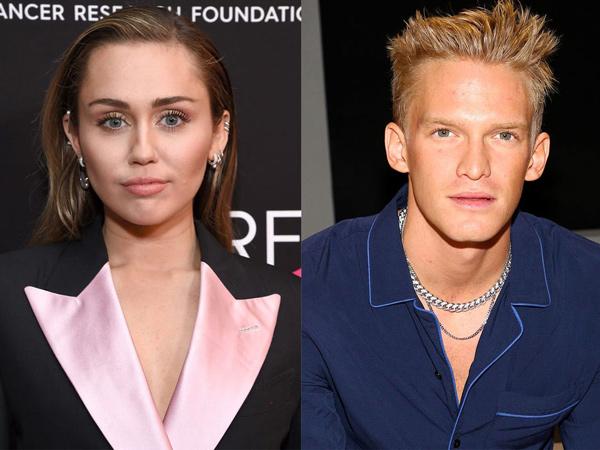 Cody Simpson Pamer Kemesraan dengan Miley Cyrus di Instagram