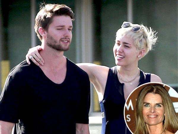 Apa yang Terjadi Ketika Miley Cyrus Makan Malam dengan Ibu dan Patrick Schwarzenegger?