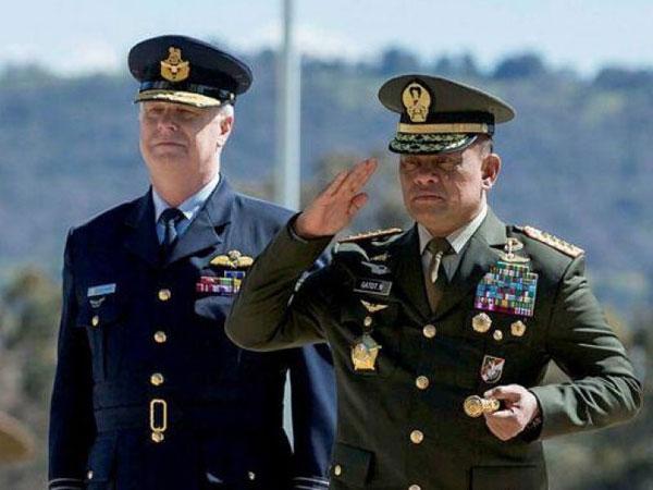 Minta Maaf Pada Panglima TNI, Begini Janji Militer Australia Soal Penghinaan Pancasila