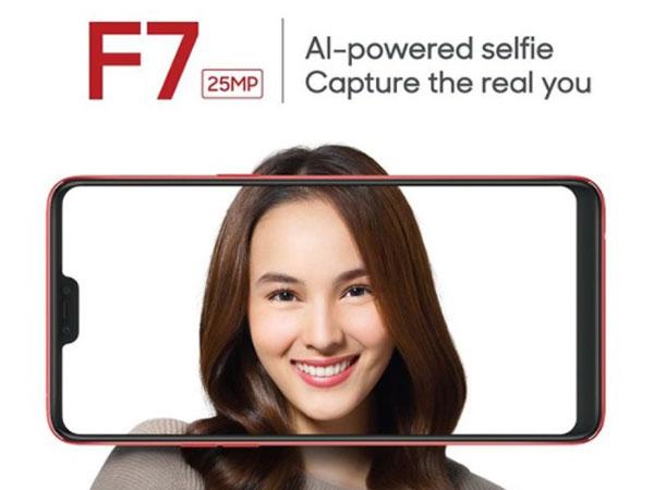 Jadi 'Master' di Aksi 'Beauty Selfie' dengan Gadget Kamera Depan Resolusi Tertinggi di Indonesia OPPO F7!