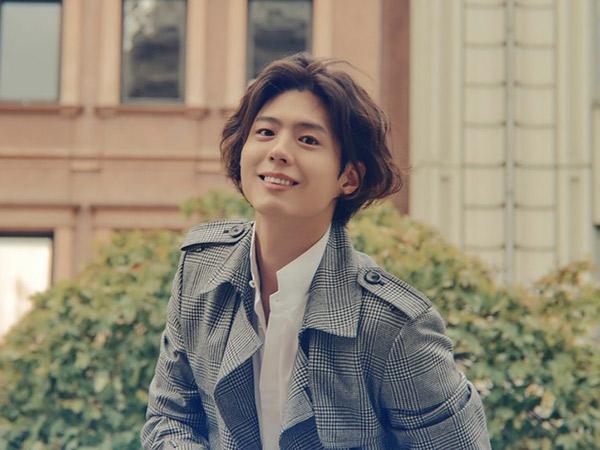 Rilis Dua Lagu, Park Bo Gum Segera Debut Jadi Penyanyi di Jepang