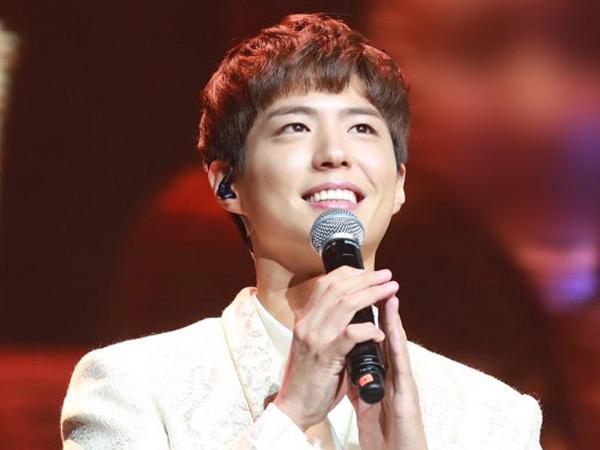 Sukses Nyanyikan OST Drama, Park Bo Gum Berencana Rilis Album Solo?