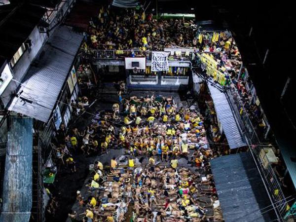 Terungkap Penjara 'Horor' Filipina Yang Tak Layak dan Dihuni Ribuan Orang
