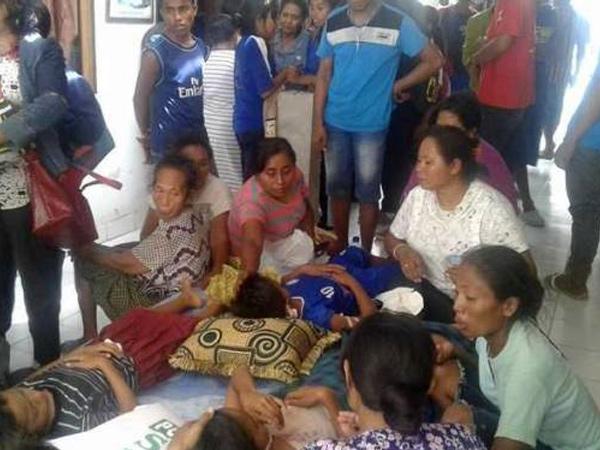 Begini Kronologi Penyerangan Sadis yang Menimpa 7 Siswa SD Sabu Raijua Kupang
