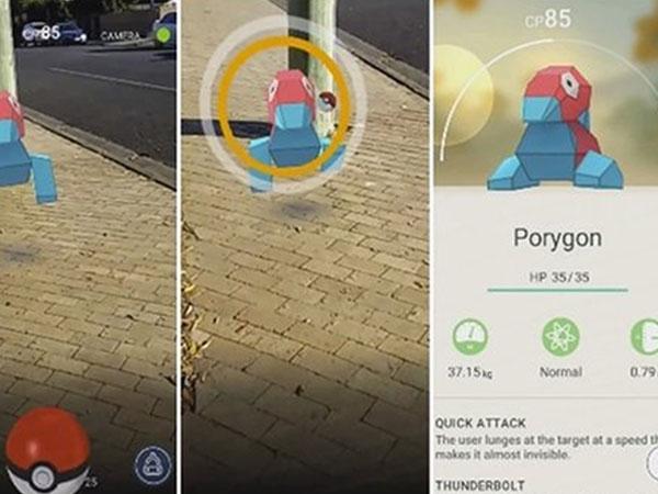 Asik Main Game 'Pokemon Go', Gadis Ini Justru Temukan Mayat di Sungai!