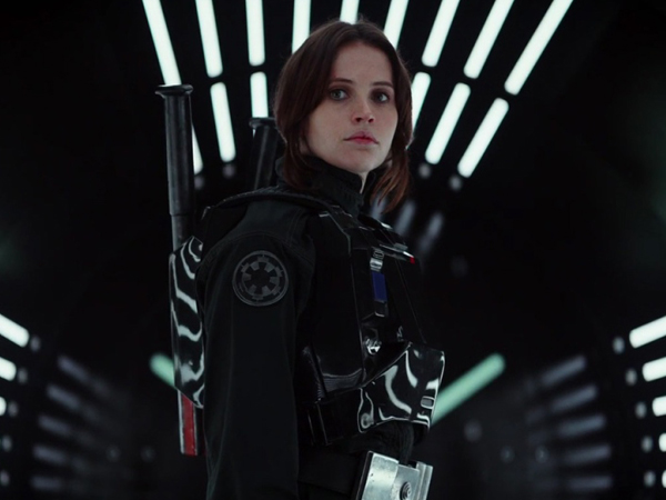 Bikin Heboh, Trailer Baru 'Star Wars Rogue One' Raup 1 Juta Penonton Per Jam!