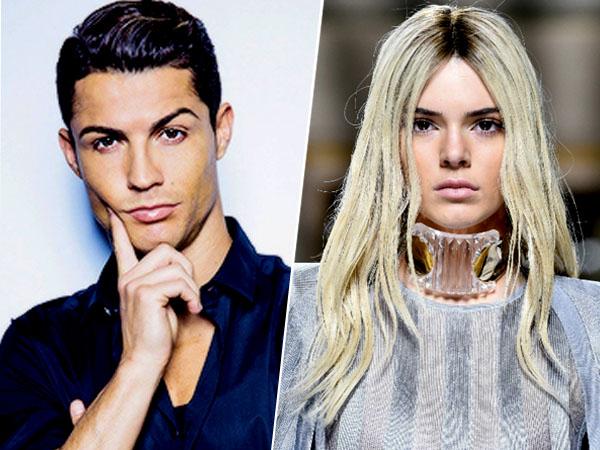 Kagum dan Tergila-gila, Cristiano Ronaldo Berniat Kencani Kendall Jenner?