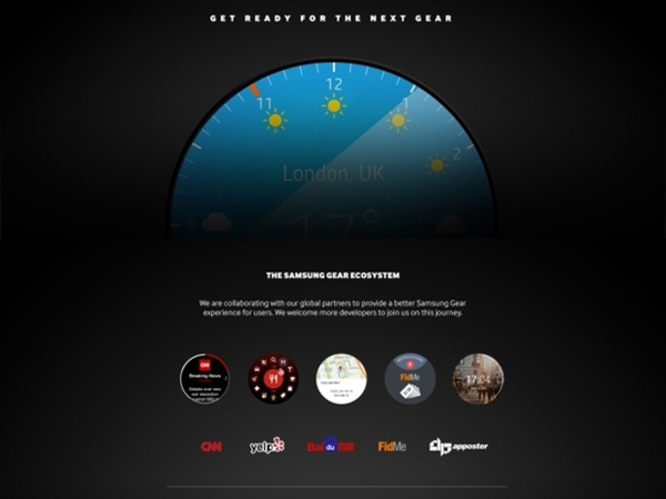 Susul Apple Watch, Samsung Juga Bersiap Rilis Smartwatch Gear