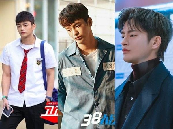 5 Karakter Drama Korea yang Pernah Dimainkan Seo In Guk