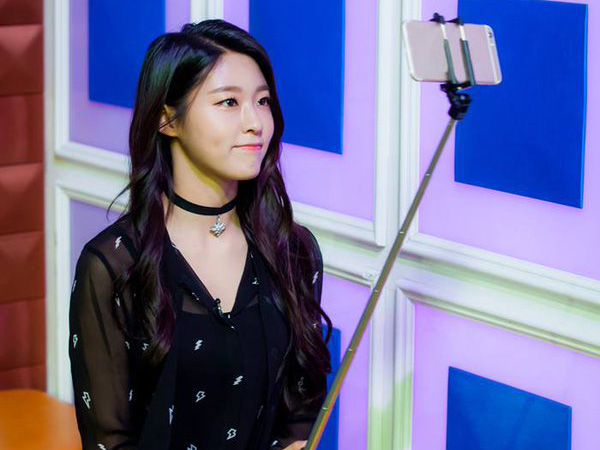 Seolhyun AOA Akui Tak Pernah Main Ponsel Selama 5 Tahun!