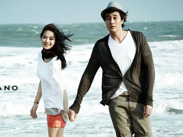 Proyek Reuni So Ji Sub dan Shin Min Ah Siap Tayang Bulan November!