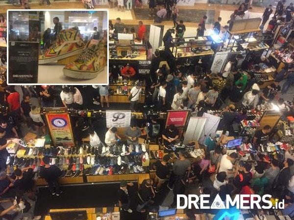 Berburu Sneakers Impian di Sneakerpeak Kemang