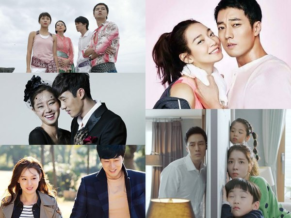 5 Drama Terbaik So Ji Sub, Ahjussi Rasa Oppa
