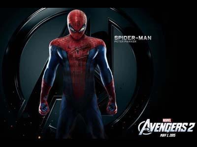 Wah, Pemeran Spider-Man Bergabung Dengan The Avenger?