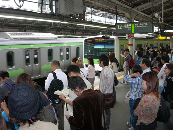 Inilah Berbagai Risiko Naik Kereta di Tokyo, Jepang!