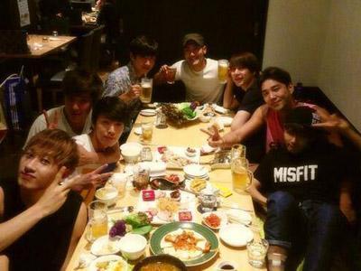 TVXQ dan Super Junior Buktikan Persahabatan Sejak Training!