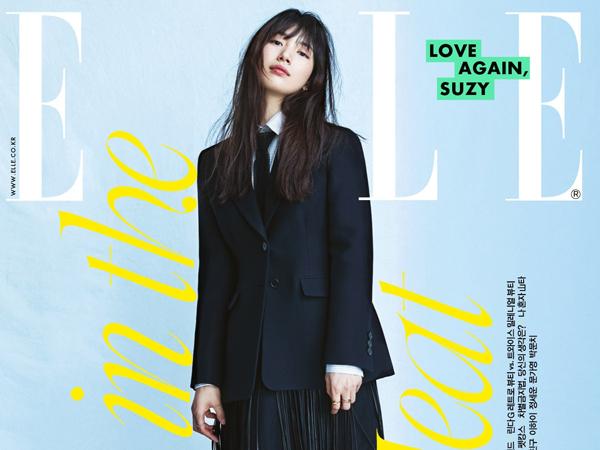 10 Tahun Berkarir, Suzy Ungkap Pola Pikirnya Telah Berubah
