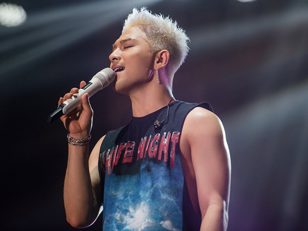 Intip Lagi Sederet Momen Manis dari Konser Solo Taeyang 'White Night in Jakarta'!